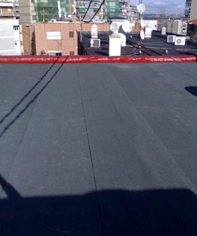 Terraza reparaciones Madrid