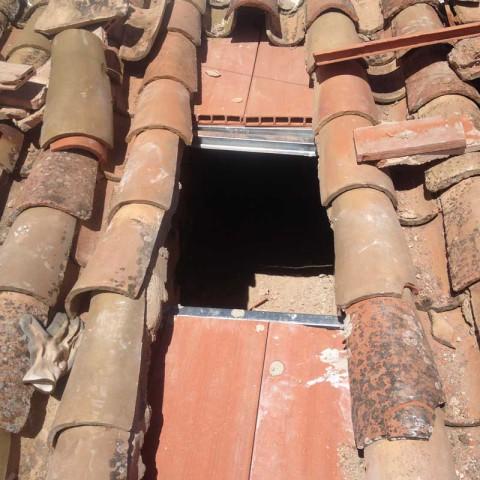reparacion tejado valdepeñas
