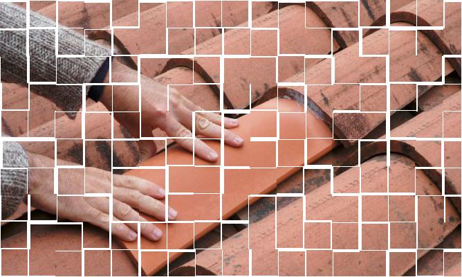 Rehabilitación de tejados y colocación de tejas